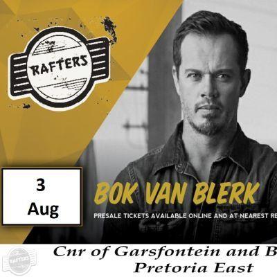 BOK se BLER - Rafters Pretoria