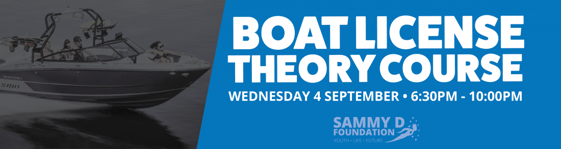 Boat License Theory Course - September