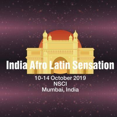 India Afro-Latin Sensation -1st Edition
