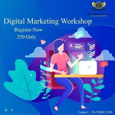 Learn Digital Marketing Seminar Gandhinagar