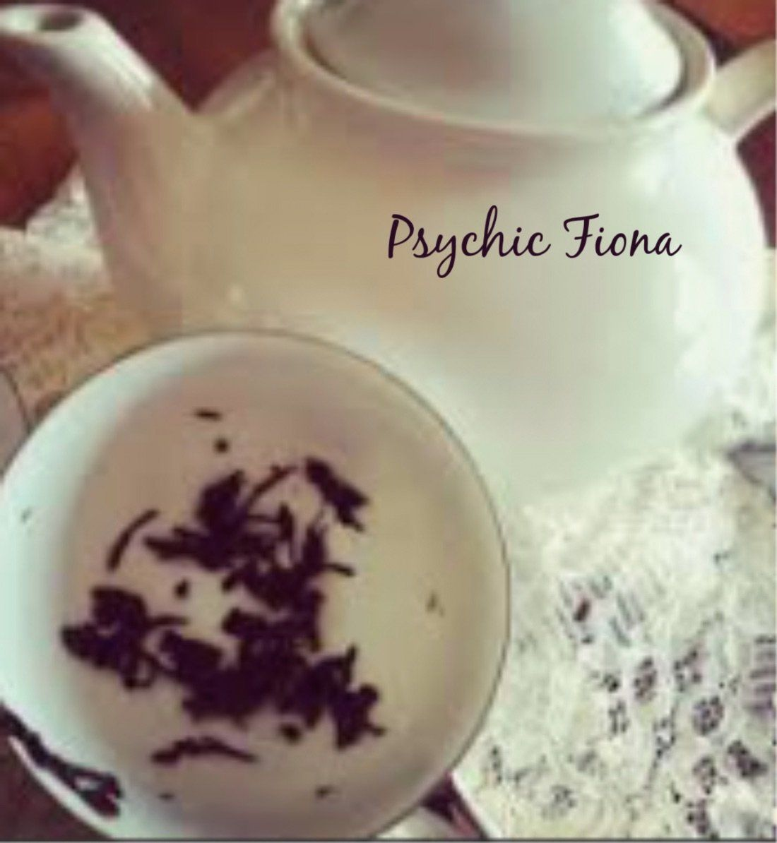 Tea Leaf Reading Workshop at Psychic Fiona, Antrim