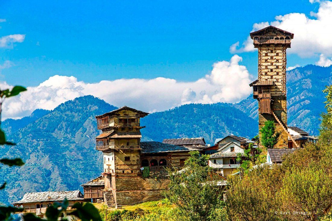 Tirthan - Jibhi Valley From Delhi
