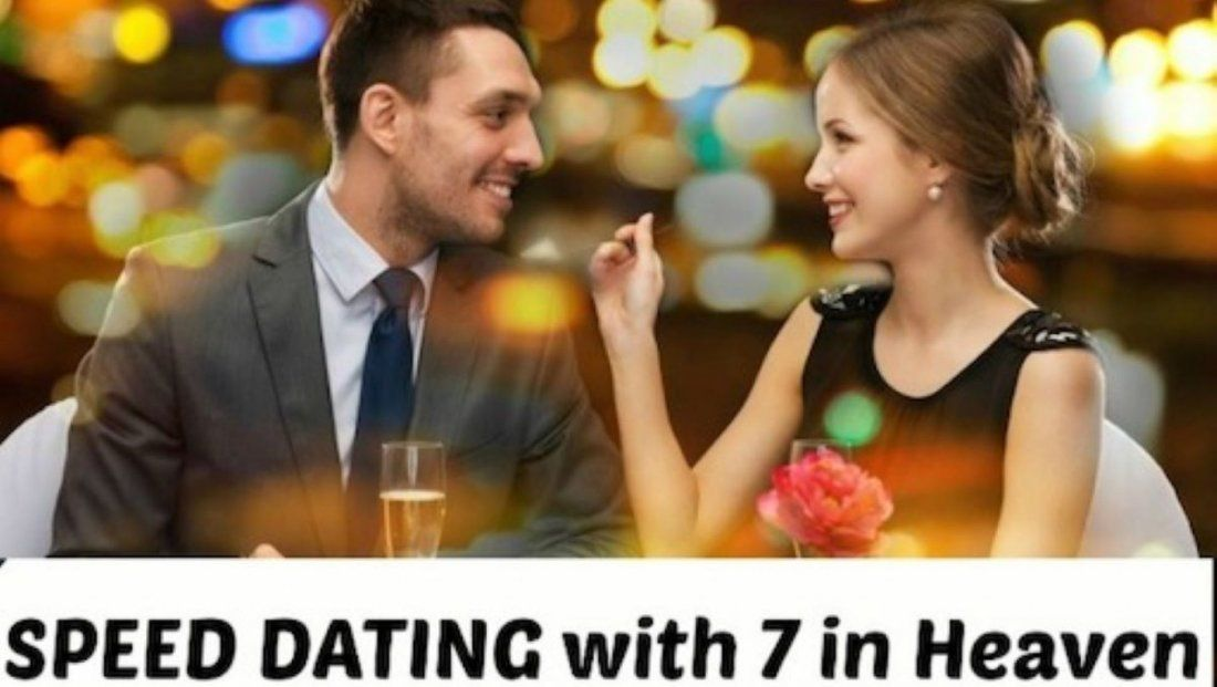 Bleskové rande je pro kategorii ženy 33 - 43, muži 37 - 47.