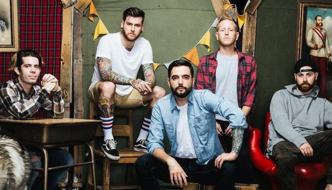 A Day To Remember I Prevail & Beartooth Tour