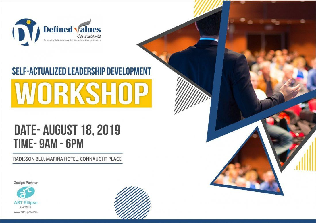 Self-Actualized Leadership Development Workshop