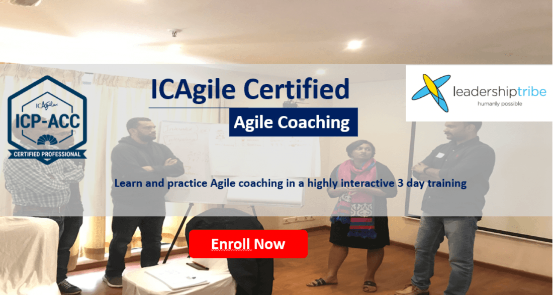 ICAgile Certified Professional Agile Coaching (ICP-ACC)