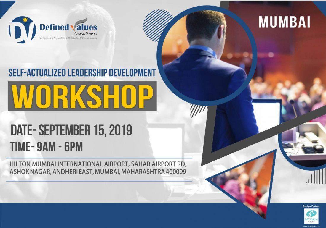 Self-Actualized Leadership Development Workshop