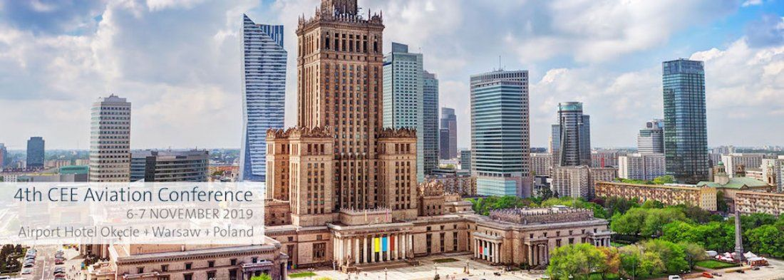 4th CEE Aviation Conference 2019 - Warsaw