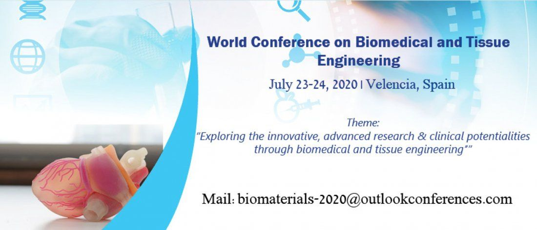 2nd International Conference and Exhibition on Biomedical and Tissue Engineering