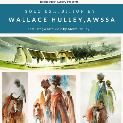 Wallace Hulley - Solo Exhibition