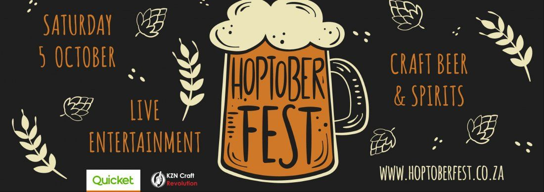Hoptober Fest - Craft Experience