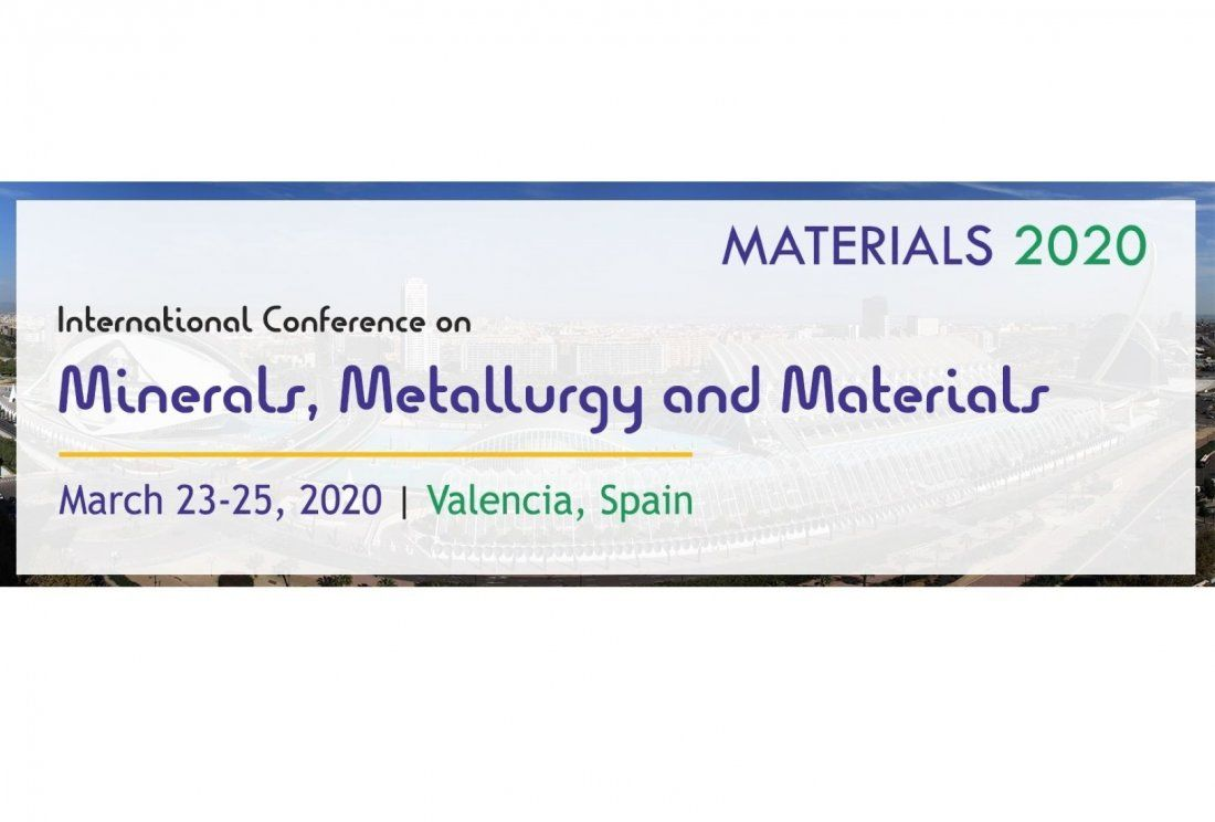 International Conference on Minerals Metallurgy And Materials
