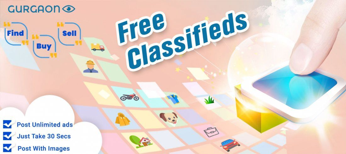 Post Ads for Free, Online Classifieds Advertising Site in