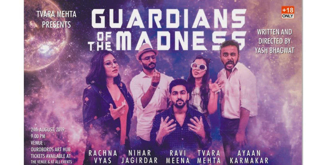 Guardians of the madness