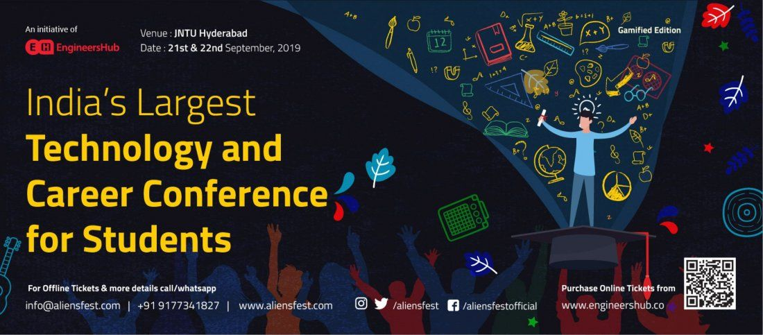 AliensFest 4.0 - Technology and Career Conference for Students