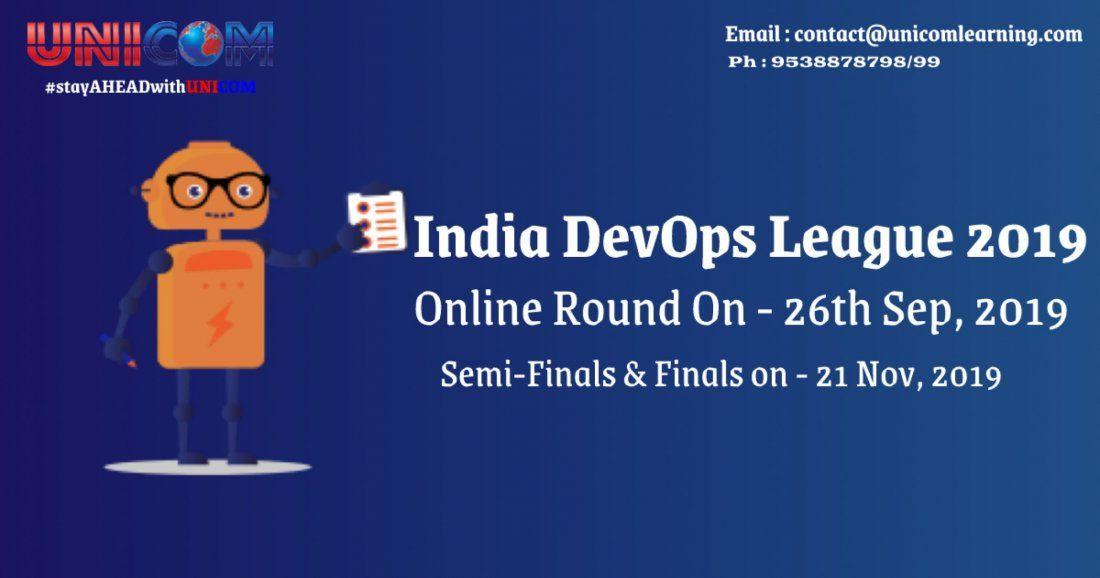 India DevOps League 2019