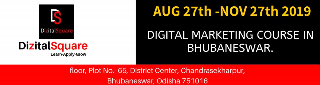 Digital Marketing Course In Bhubaneswar.
