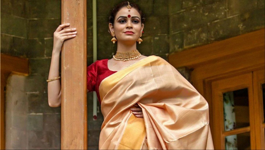 Ladies This Amazing Workshop That Will Teach You All About Saree Draping