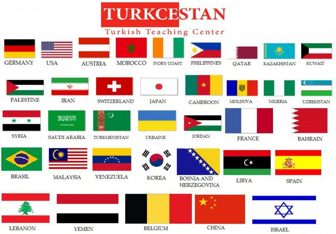 TURKCESTAN Turkish Courses for Foreigners