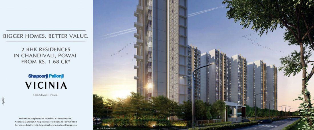 Shapoorji Vicinia Residential Apartment