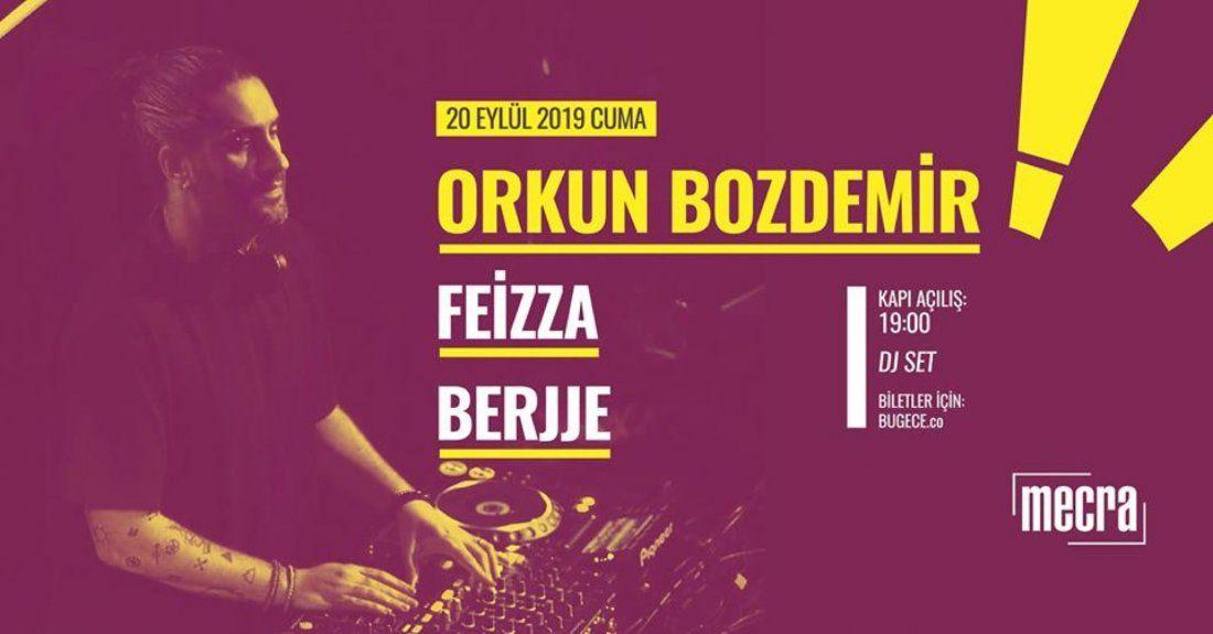 ORKUN BOZDEMR [DJ Set]
