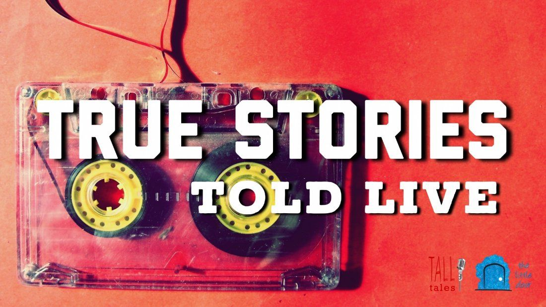 75th True Stories Told Live