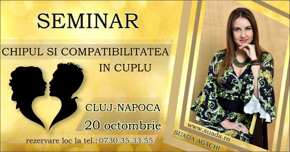 Cluj-Napoca - Seminar Chipul i Compatibilitatea n Cuplu