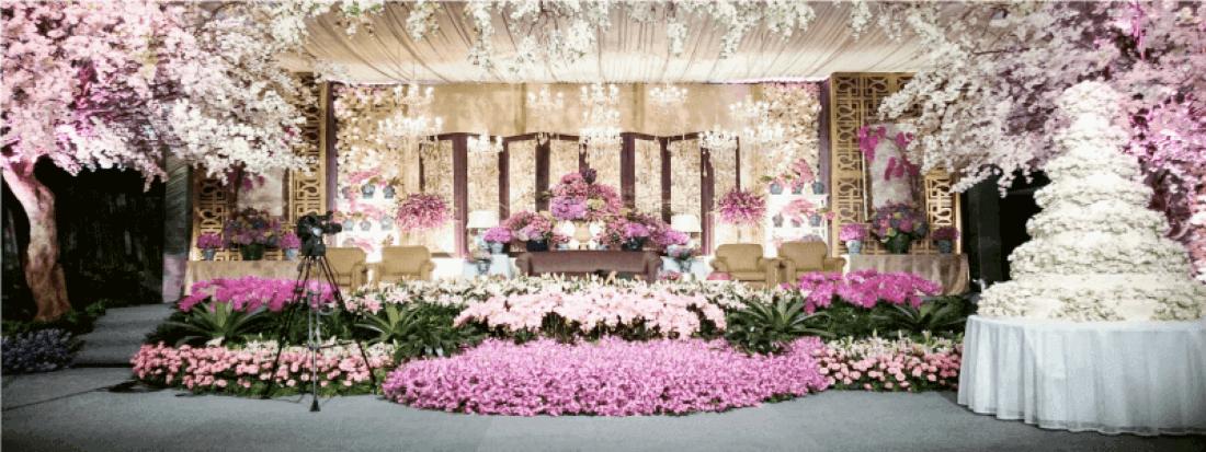 Paket Pernikahan Murah Bronze At Jakarta Jakarta