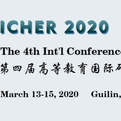 The 4th Intl Conference on Higher Education Research (ICHER