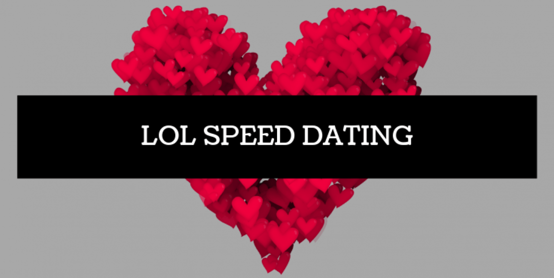 speed dating average time