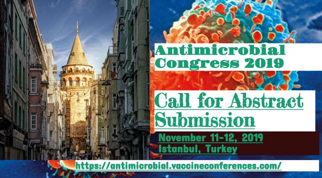 2nd International Conference on Antimicrobial & Antibacterial agents
