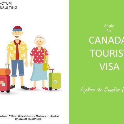 Excellent Canada Visa Assistance at Melange Tower, Hyderabad