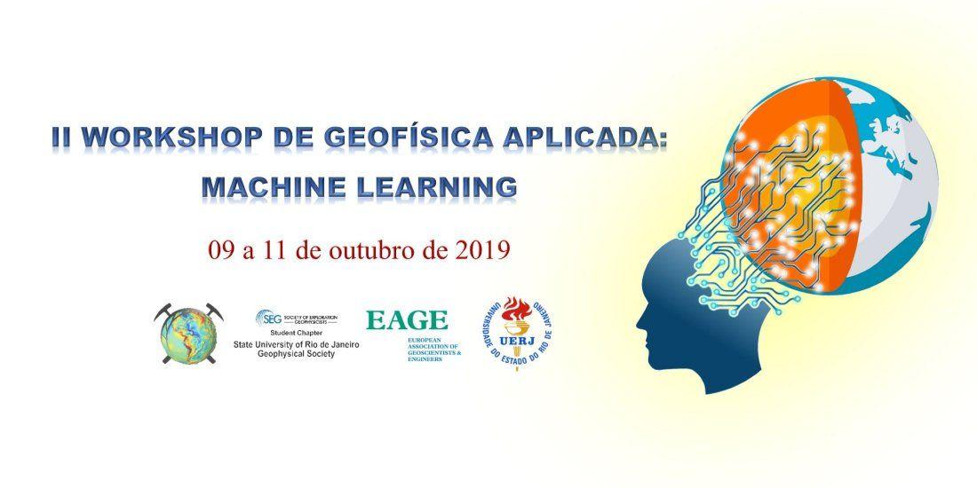 II Workshop de Geofsica Aplicada Machine Learning