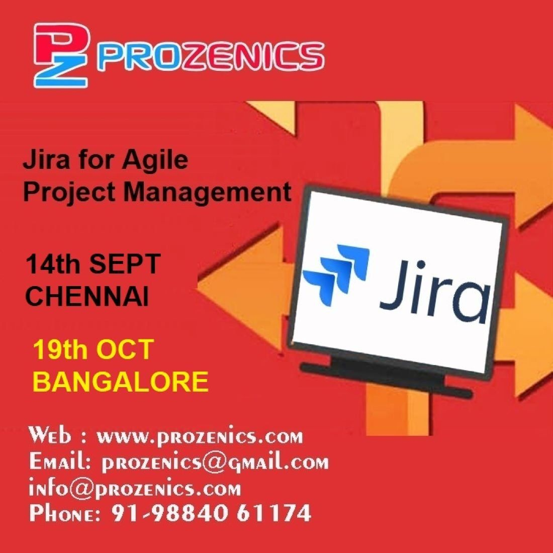 JIRA for Agile Project Management