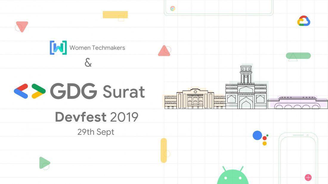 GDG DevFest Surat 2019