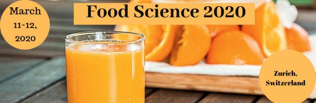 Food science 2020