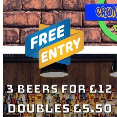 FREE entry - The Cronx Comedy Club