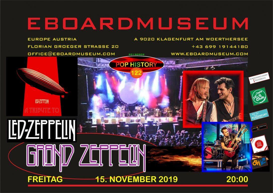 GRAND ZEPPELIN - A tribute to Led Zeppelin