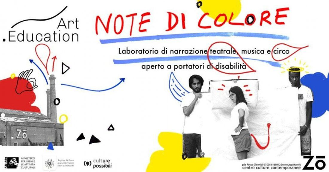 Note di colore  Laboratorio teatrale