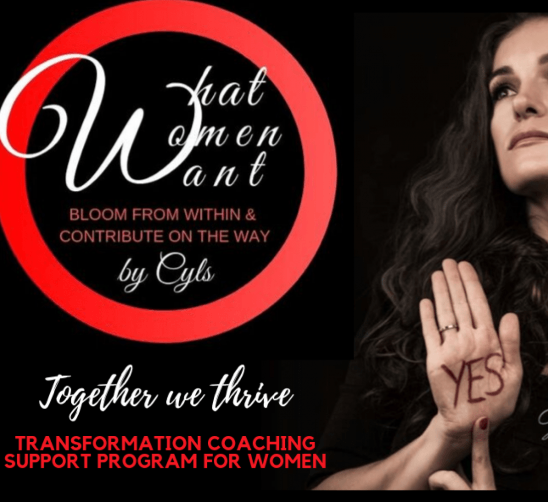 What Women Want Interactive Coaching Workshop