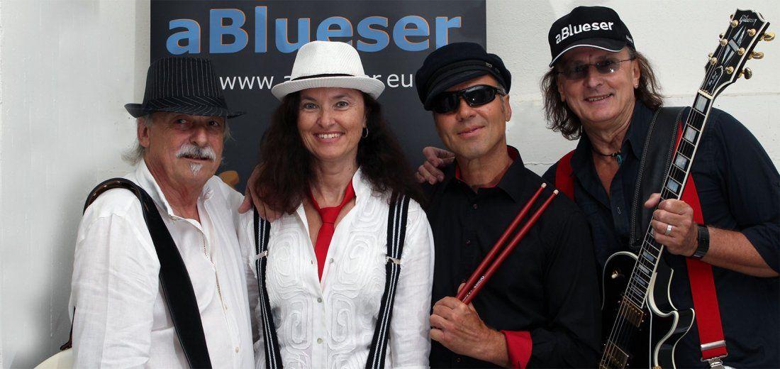 aBlueser - cooler und stimmiger Blues