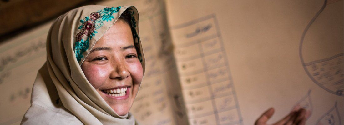 Afghanaids 35 Year Journey In Search of Peace & Prosperity