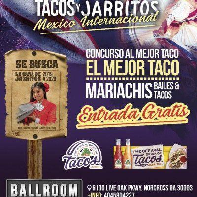 Festival Tacos y Jarritos Mexico Internacional