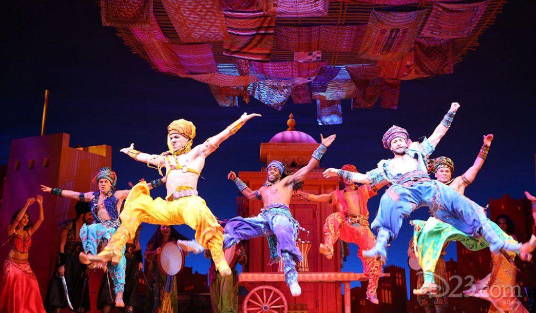 Aladdin at Durham Performing Arts Center Durham NC