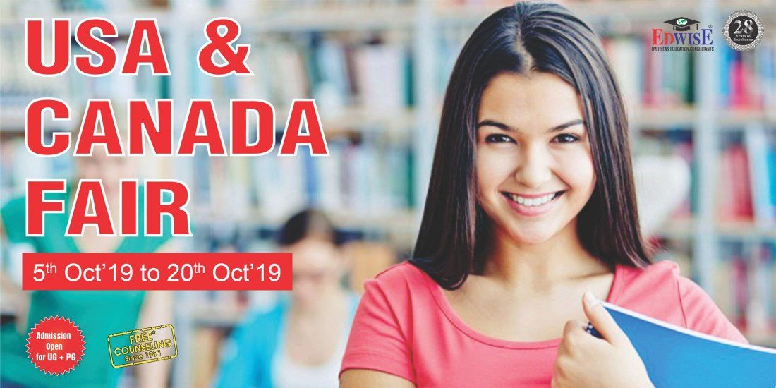 USA and Canada Fair in Surat