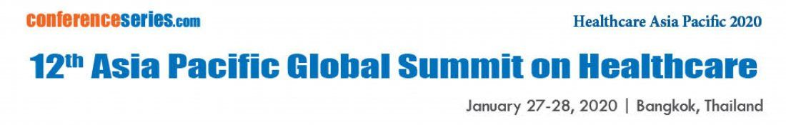 12th Asia Pacific Global Summit on Healthcare