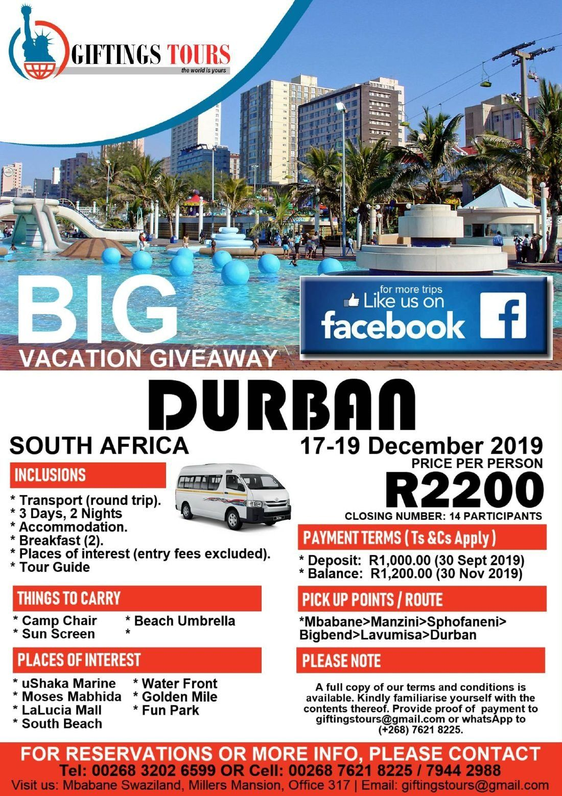Durban Vacation 2