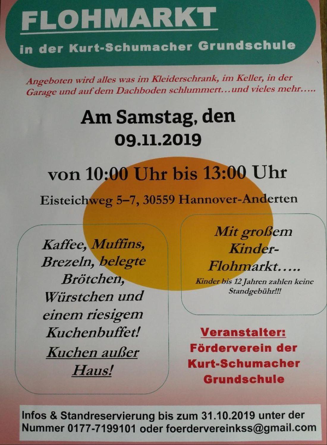 Flohmarkt Braunschweig Harz Und Heide