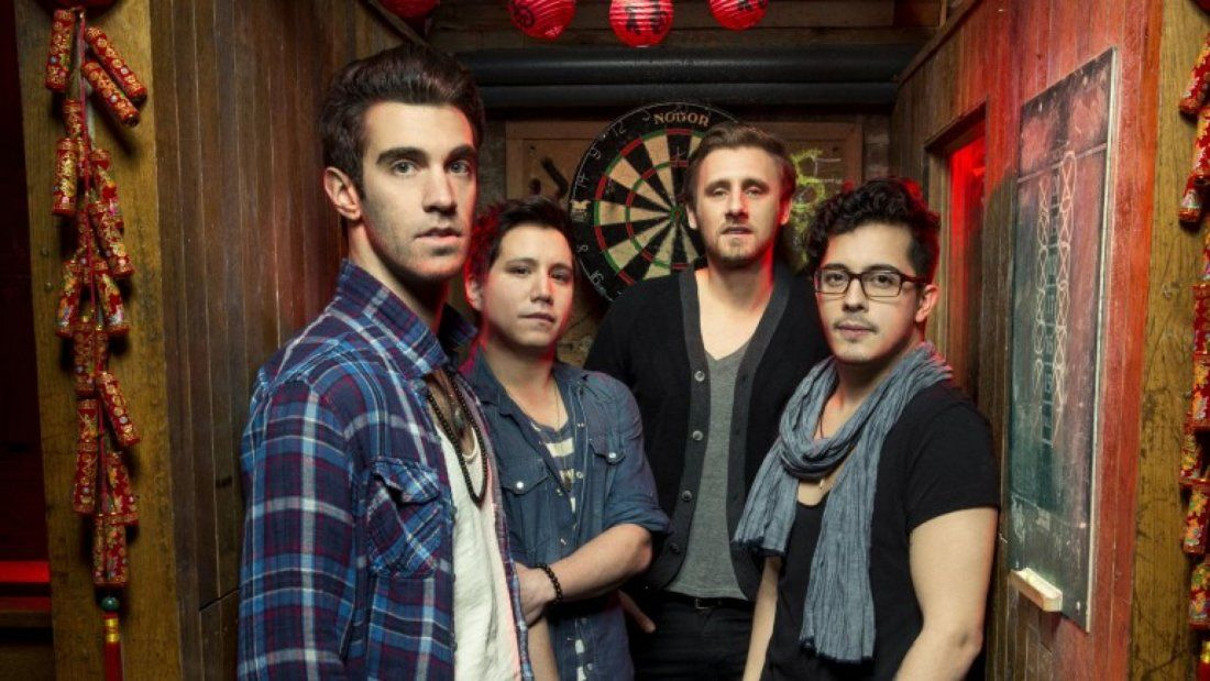 American Authors Magic Giant & Public at Elevation at The Intersection Grand Rapids MI