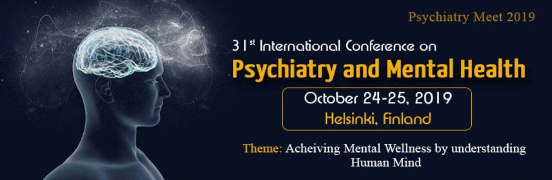 31st International Conference on Psychiatry and Mental Health